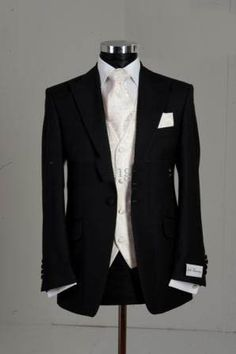 Black Wedding Suit Custom Suits Groom Wear Western Style Suit High Quality Dinner Tuxedo-in Apparel  Accessories on Aliexpress.com