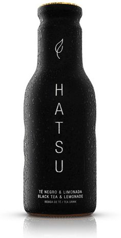 te-negro-limonada-hatsu Pu Erh, Carafe, Pop Up, Identity, Editorial, Packaging, Hot Dogs, Black And White, Popup