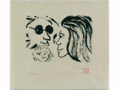 John Lennon's Artwork
