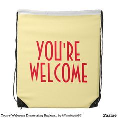 Enjoy a new drawstring bag from Zazzle. Use it to hold your gym gear or carry snacks & water for a hike. Get yours today! Gym Gear, Drawstring Backpack, Backpacks, Bags, Handbags, Dime Bags, Backpack, Totes, Hand Bags
