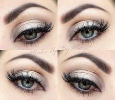 Daily make-up  ❤❤