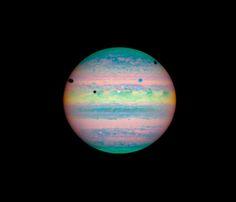 Jupiter- el planeta gaseoso