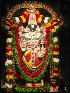 Sri Venkateshvara, (Sri Balaji)