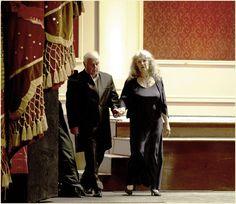 Martha Argerich & Daniel Barenboim, Teatro Colón, July 2015