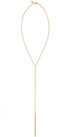 Gorjana Nina Lariat Necklace | SHOPBOP