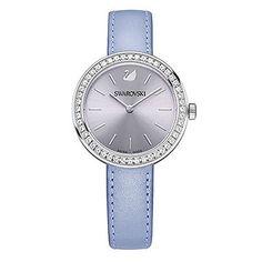 LOVE. Daytime Lavander Stainless Steel Watch from #Swarovski