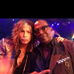 Steven Tyler and I, and of course another pin!