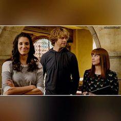 Kensi, Deeks & Nell.