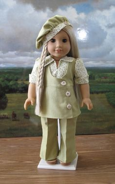 1970's Pant Suit by blinkersoh on Etsy