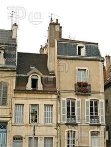 Picture of Classic French Houses In Dijon