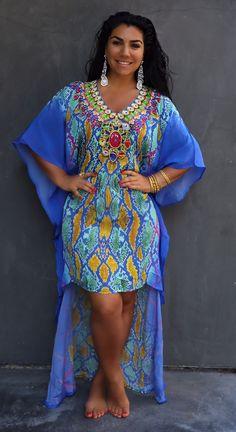 Kaftan Dresses — Asa Kaftans