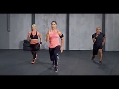 INTENSE CARDIO/TONING WORKOUT STRONG BY ZUMBA® 20 MINUTE DEMO - YouTube