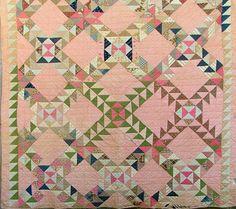 Barbara Brackman's MATERIAL CULTURE: Sash and Block Designs