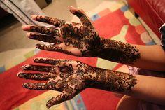 arabic hands