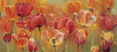 Tulips Canvas Art | iCanvas