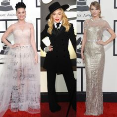 Grammy Awards 2014: The Best Dressed Celebrities on the Red Carpet - Vogue Daily - Fashion and Beauty News and Features