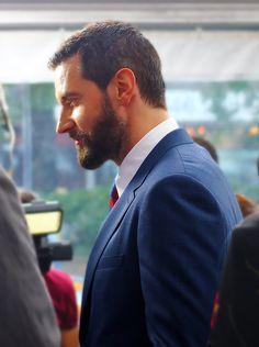Beautiful profile shot !! Première ITS, sept 2014