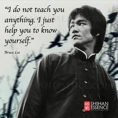 All for Swords, Tai Chi, Kung Fu & Martial arts — The Best Quotes from Bruce Lee Happy Birthday My...