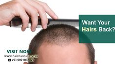 Consult to experts Hair & Senses for regaining your look back. Visit www.sta.cr/2r3F1 for free consultation.