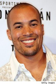 Coby Bell from Burn Notice  fav. charecters in the show
