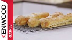 Learn how to prepare delicious baguettes using your Kenwood Kitchen Machine. For more information please visit the links below: MORE RECIPES FOR YOUR KENWOOD. Baguette Recipe, Kitchen Machine, Cooking Chef, Hot Dog Buns, Recipes, Youtube, Rezepte, Recipe, Youtubers