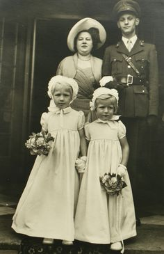 Find out more on Europeana 1940s, Wedding Ceremony, Brides, Mom, Wedding Bride, Bridal, Bride, The Bride