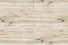 New Forest White Oak Wood Effect Tile 20x90cm - All Whites - Tiles