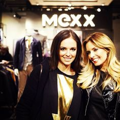 Thank you to all who came down to our #Mexx #Warsaw to meet @realcandydulfer , it was great to see you all xx #fashion #music #event #style #candydulfer #poland