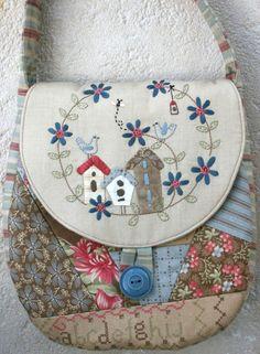Y345 Birdhouse bag