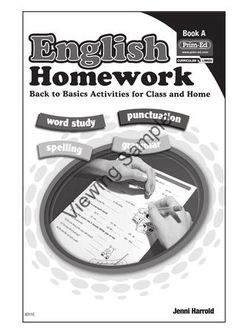 Jam-packed with hundreds of curriculum-based activities, exercises and games in every subject, Brain Quest Grade 4 Workbook reinforces what kids are learning in the classroom. The workbook's lively layout and easy-to-follow explanations make learning fun, interactive, and concrete. Plus it's written to help parents follow and explain key concepts. Includes language arts, word searches and crosswords, idea clusters, multiplication and division, story problems, geometry, graphs, time li...