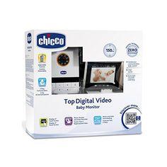 Vigilabebés Baby Monitor Top Digital Video Chicco