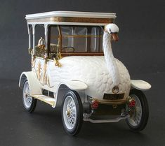 1910 Brooke Swan Car by EMC