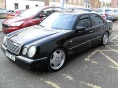 1998 Mercedes-Benz E Class E55 4dr Auto 5.5 Petrol BLAIRGOWRIE - Top Marques