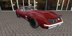 lfs Corvette C3 Yaması | Lfs Yamaları