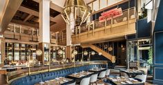 Read Somerset's menu, where swanky yacht rock dreams come true