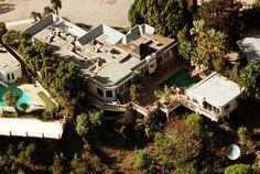 57. Eriq La Salle (Beverly Hills) - Eriq La Salle has a whole lot of deck space on his home.