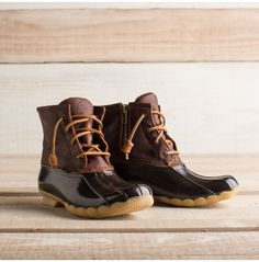 Women's Sperry Duck Boots