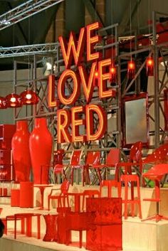 spring wedding My Romantic, Valentines Day Rendezvous w/the Color 'Red' - Love Red Everything! Red W Red Wedding, Spring Wedding, Wedding Ideas, Decor Wedding, Feng Shui, I See Red, Wedding Table Flowers, Simply Red, Wedding Mood Board