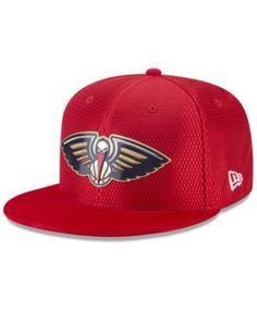 pretty nice 77617 0d14f New Era New Orleans Pelicans On Court Reverse 9FIFTY Snapback Cap   Reviews  - Sports Fan Shop By Lids - Men - Macy s