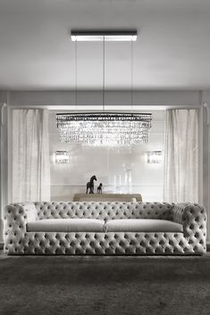 Created by Italian master craftsmen this sofa is outstanding in its attention to detail. The High End Modern Nubuck Leather Upholstered Sofa at Juliettes Interiors is truly divine. A gorgeous hand-crafted sofa that offers a superbly glamorous design, seductively modern and elegant.