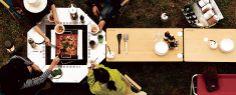 キャンプ sno wpeak Jikaro Table