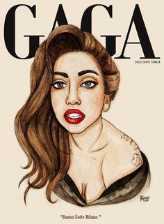 Lady GaGa -Helen Green