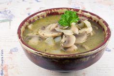 Sauce aux champignons (vegan)