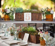 Decorar las mesas del banquete...by MIMEbodas - mime