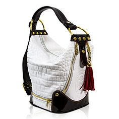 Italian luxury handbags are timeless. But, if you own a boutique or retail store, you may not know where to buy wholesale handbags Leather Tassel, Leather Purses, Leather Handbags, Leather Bags, Luxury Handbags, Fashion Handbags, Designer Handbags, Bucket Purse, Bucket Bags