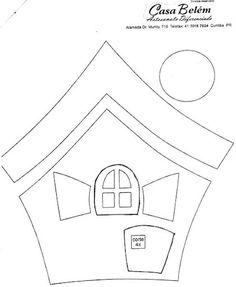 Desenho Casinha achados da net