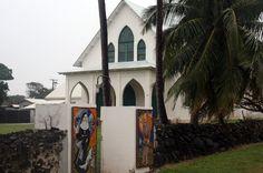 Church #Lepercolony #Molokai