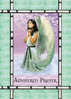 Oracle Card Answered Prayer | Doreen Virtue - Official Angel Therapy Website