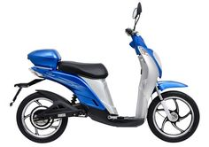 Nimoto City 350 blauw zij r