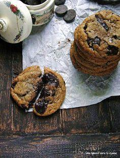 best {cinnamon} chocolate chip cookies